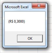 Exibindo exemplo FormatCurrency